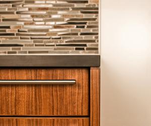 Modern Cabinet Detail