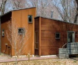 Modern Cabins At Tryon Farm