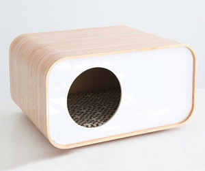 Modern Cat House by modernmews