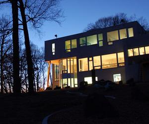 Modern Concrete Prefab by M. A. Architecture