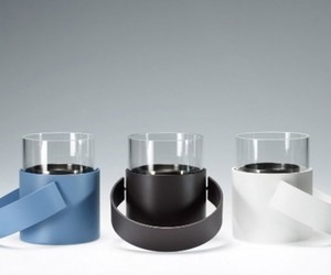 Modern Cool Portable Furnace by Conmoto