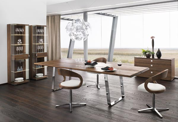 Modern Dining Room Furniture By Team 7