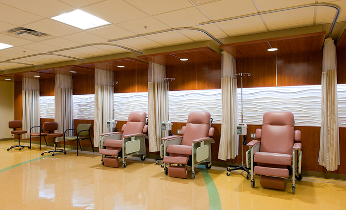 Modern Healthcare Design, Modern Materials