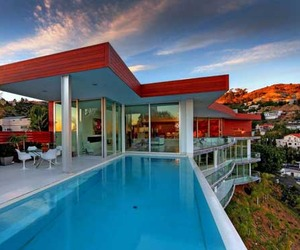 Modern Hollywood Hills Dream Home