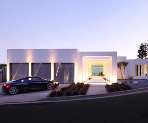 Modern Home Designed In Pure Minimalism