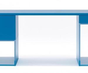 Modern Home Office Desk by Karim Rashid for Dune