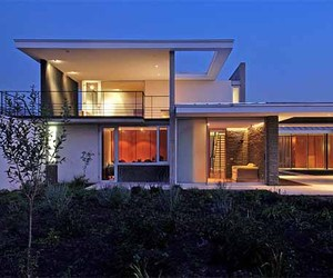 Modern House Design of Kubler House by 57studio