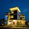 Modern House Design of Lot 18 House by Arkitek Axis