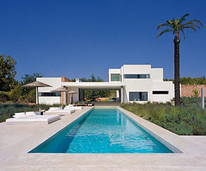Ibiza Dream Home with Spanish Elements by Jaime Serra