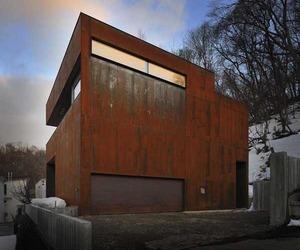 Modern Japanese House Design: Boukyo House