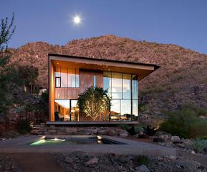 Modern Jarson Residence in Arizona