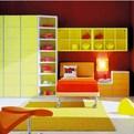 Modern Kids Room from Italian Company