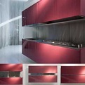 Modern Kitchen Set Design called Moove