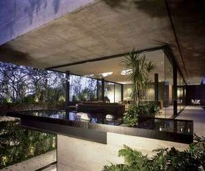 Modern Mexican House,  'La Punta' by Central De Arquitectura