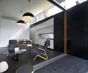 Modern minimalism for Newtown semi