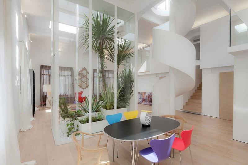 Studio Apartment Loft modern multi-level apartment loft in italyboa studio