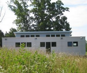 Modern Net Zero Affordable Prefab