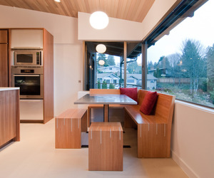 Modern Nooks by BUILD LLC