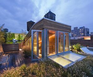 NYC Penthouse Rethinking the Concept of An Urban Garden