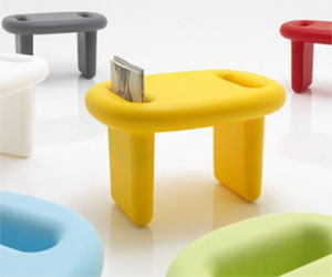 Modern Plastic Furniture for Indoor and Outdoor