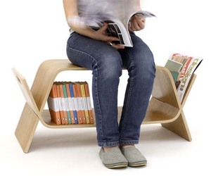 Modern Plywood Furniture Designs by John Green