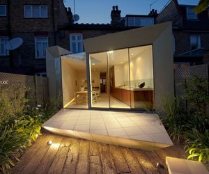 Modern Rear Extension in London