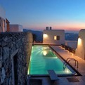 Modern Vacation Retreat in Mykonos: Villa Lemonitra