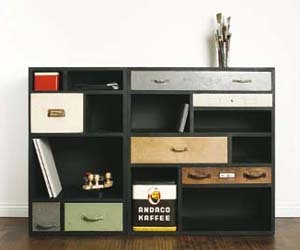 Modern Vintage Drawer Furniture