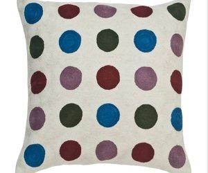 modernart  silk cushioncover