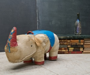 Modernfifty | Renate Muller Rhino Toy East Germany Modern