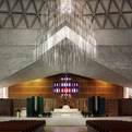 Modernist Church Photography by Fabrice Fouillet
