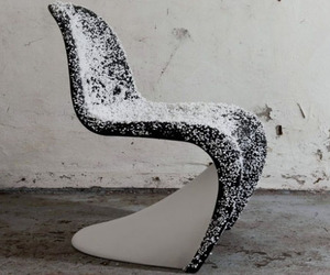 modifications of famous panton chair