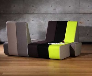 Modular Dilim Seating System