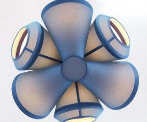 Modular Lamp By Antoinette Bader