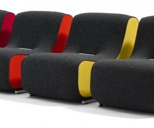 Modular Seating by Peter Hertel and Sebastian Klarhoefer