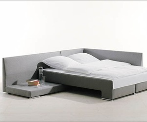 Modular Sofa Bed by Die Collection