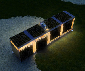 Modular Sustainable Housing by Felipe Campolina