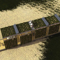 Modular Sustainable Housing by Felipe Campolina