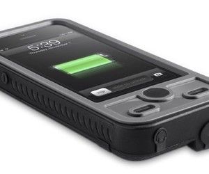 Mojo Refuel Aqua Battery Case for iPhone 5/5s