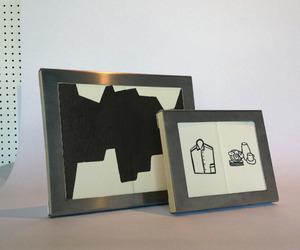 MOLEHOUSE frames for showcasing sketchbook art