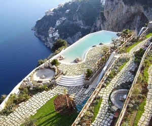 Monastero Santa Rosa Hotel & Spa on the Amalfi Coast