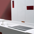 Mondrian Kitchen by Roberto Semprini