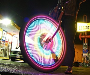 MonkeyLetric LED Bike Wheel Lights