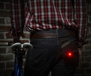 Monocle Bicycle Taillight