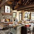 Montana Mountain Residence by Jamesthomas