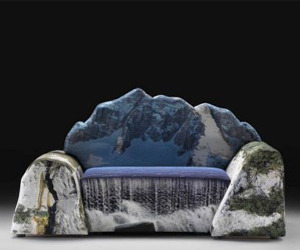 Montanara couch by Gaetano Pesce