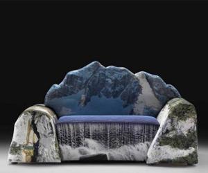 Montanara couch by Gaetano Pesce