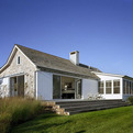 Montauk Lake House by Robert Young Architects