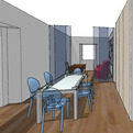 Monteverde House by CAFElab Studio - Rome