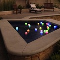 Mood Light Garden Deco Balls